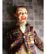 Jimmy Nelson's Danny O'Day Ventriloquist Dummy  Puppet Doll Vintage - £38.79 GBP