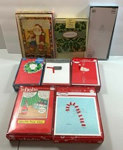 100 Lot Christmas Greeting Cards with Envelopes Unused Some Mary Engelbreit - $39.95