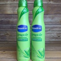 Vaseline Spray and Go Moisturizer (2 Pack) - $27.10