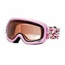 Ski Goggle Anti Fog Double Gold Lens Girls Pink Sundance Kid Jr Series F... - $18.81