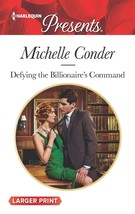 Defying the Billionaire's Command (Harlequin Pr... - $5.85
