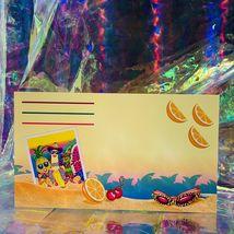 Lisa Frank Fabulous Fruit  Tantalizing You. Stationery Set image 4