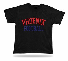 Phoenix FOOTBALL t-shirt tee Arizona stadium apparel style design USA - $7.57