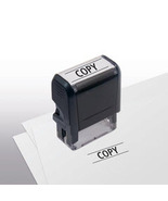 Copy Stock Title Stamp - $12.50