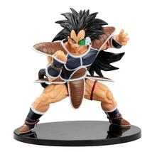 2017New Height Raditz Super Saiyan Budokai 5 Five PVC Action Figure Anim... - $28.00