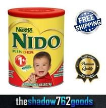 Nestle Nido Kinder 1+ Toddler Formula Milk Prebiotics Powdered Drink 4.8... - $34.10