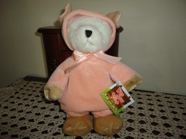 Ganz Wee Bear Village MUDFORD PIG Bear Large 10 inch New with Tags - $57.83