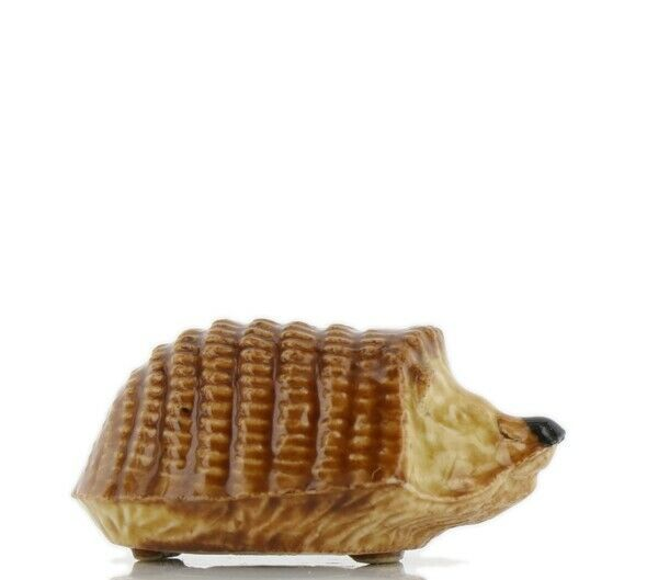 Whimsies Wade England Miniature 2 Tab Canadian Hedgehog