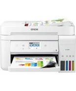 Epson EcoTank ET-4760 Inkjet Multifunction Printer - Color - Copier/Prin... - $430.64