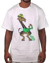 L-R-G LRG Lifted Play Like A Champion Boxing Giraffe Black or White T-Shirt NWT image 4