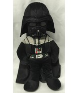 "Star Wars Darth Vader Plush Kids Backpack Bag 20"" Shoulder Straps Pouch ... - $9.85"