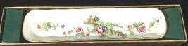 Pagoda Crown Staffordshire Mint Tray England | Gift Idea - $19.99