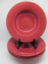 "Pottery Barn Sausalito Pasta Soup Bowls China Dinnerware 10.5"" Bundle of... - $39.57"