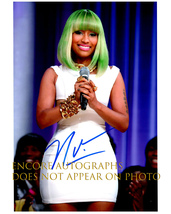 NICKI MINAJ  Authentic Original  SIGNED AUTOGRAPHED 8X10 w/ COA 426 - $40.00