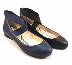 Jessica Simpson Mandayss Ballet Flats With Crisscross Straps Choose Sz/C... - $54.00