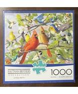 Buffalo Games 1000 Pc Jigsaw Puzzle - Sitting Pretty - Hautman Brothers ... - $10.74