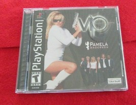 V.I.P. (Sony PlayStation 1, 2001) Starring Pamela Anderson - $6.92