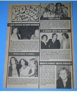 Farrah Fawcett Leif Garrett 16 Magazine Photo Clipping Vintage 1978 Gossip - $12.99