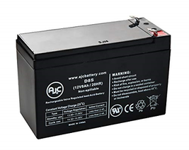 APC Back-UPS ES 650 12V 8Ah UPS Battery - This is an AJC Brand Replacement - $30.86