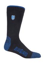 Blueguard - Mens Womens Black Heavy Duty Anti Abrasion Durable Work Boot Socks - $15.99