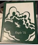 "1975 ROLLING HILLS JUNIOR HIGH SCHOOL ""EAGLES"" YEARBOOK, LOS GATOS, Cali... - $32.67"