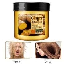 Ginger Hair Mask Moisturizing Care Products Steam Treatment Oil Control ... - $45.00