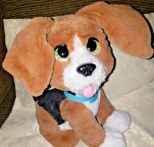 FurReal Friends Chatty Charlie The Barkin' Beagle Interactive Plush Dog Pet image 1