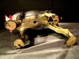 Antique Cast Iron Boxer Boston Terrier Replica AA-191739 Vintage Collectible image 6