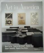 Art In America Back Issue Magazine May 2005 Robert Zakanitch Charles Long  - $17.81