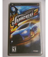 (Replacement Case & Manual) Sony PSP - JUICED 2 HOT IMPORT NIGHTS (No Ga... - $10.00