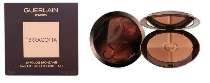 Guerlain Terracotta 4 Seasons Tailor Made Bronzing Powder 05 Moyen Brunettes New - $54.99