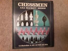 Chessmen - Hardcover Book - $19.95