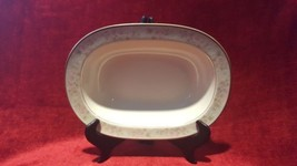 "Noritake China 9722 Willowbrook 10 3/8"" Oval Serving Bowl - $38.60"