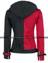 Harley Quinn Suicide Squad Cotton Hooded Jacket image 2
