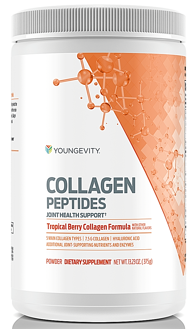 Youngevity Sirius Collagen Peptides one bottle Free Shipping - $31.92