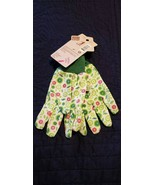 DIRTY WORK GARDEN CANVAS WORK GLOVES - NEW WITH TAGS - $8.00