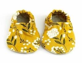 Mustard Floral Yeti Moccs - $17.82+