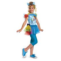 MY LITTLE PONY RAINBOW DASH (S2) CHILD HALLOWEEN COSTUME GIRL'S SIZE SMA... - $21.15