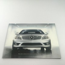 2008 Mercedes-Benz C-Class Dealership Car Auto Brochure Catalog - $9.22