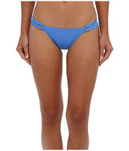 NWT L SPACE Monica Wise XS swimsuit bikini 2PC taboo bottom Aliza laser cut top image 4