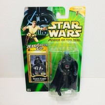 Star Wars Power Of The Jedi Collection 1 Darth Vader Emperor's Wrath - $9.50