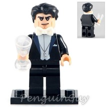 Unbranded Bruce Wayne Minifigure  Batman DC Comics Fits with Lego UK Seller - $3.49