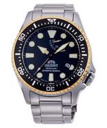 Orient Triton RA-EL0003B Power Reserve Orient automatic men's watch stai... - $365.00