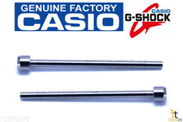 CASIO G-Shock G-1000 Watch Band Screw Female G-1010 G-1100 G-1500 (QTY 2) - $17.95
