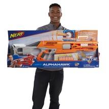 Nerf N Strike Alphahawk Accustrike Series Elite Blaster Gun Kids Dart Gift - $55.03