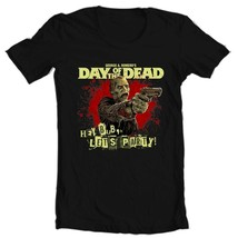 "Day of the Dead ""Bub"" T Shirt retro 1980s Romero zombie horror movie graphic tee image 1"