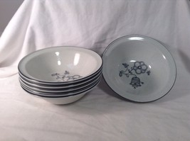Noritake Veristone Bristol Cereal SOup Bowl Set of 6 Lovely - $37.01