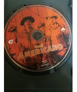 The Americano [Blu-ray] DISC ONLY - $6.95