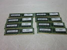 Lot of 8 Cisco Samsung 16GB 15-13131-01 DDR3 Reg Server Memory RAM Total 128GB - $114.75