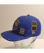 Golden state warriors Durant 35 scoring champ hat.  - $20.00